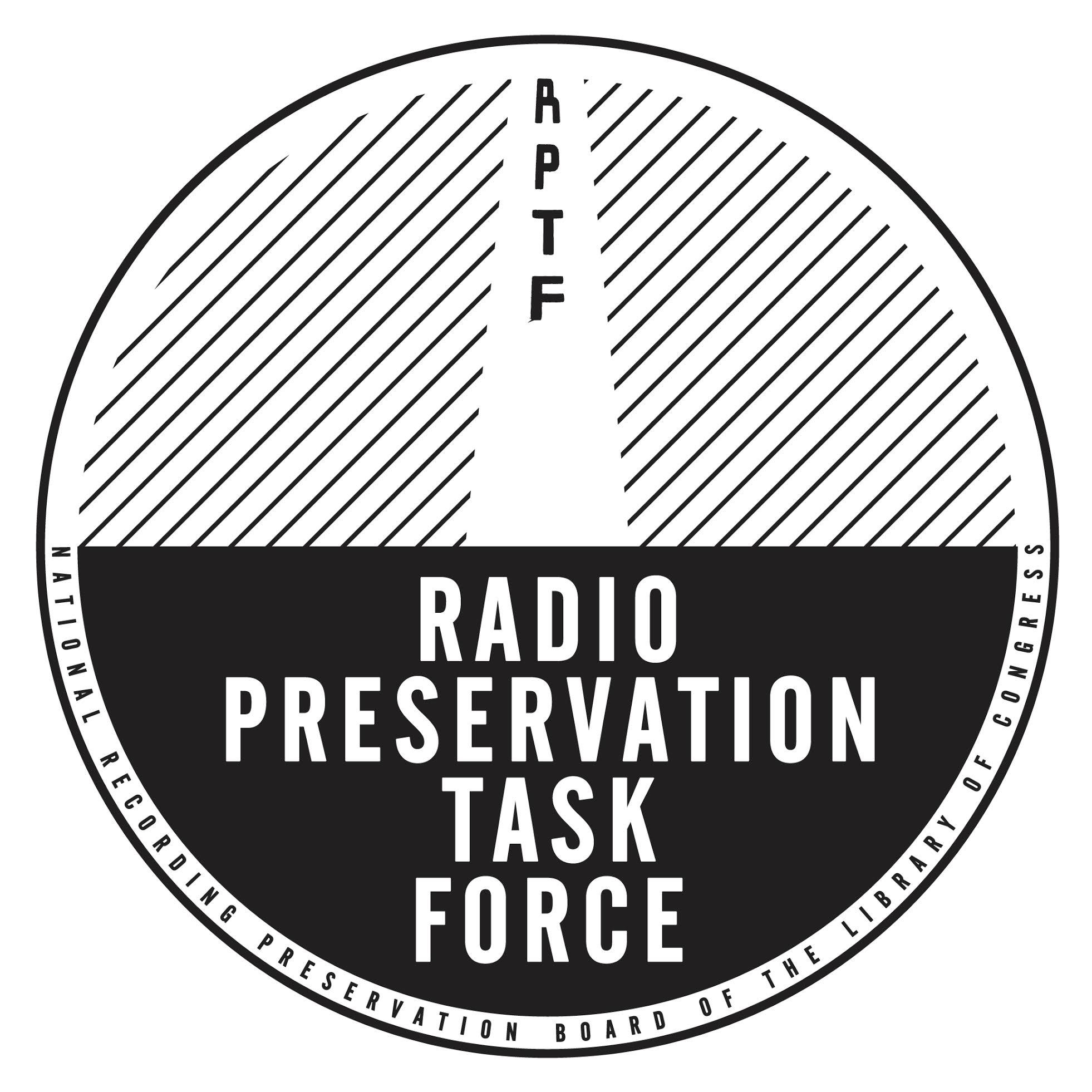 Radio Preservation Task Force Logo